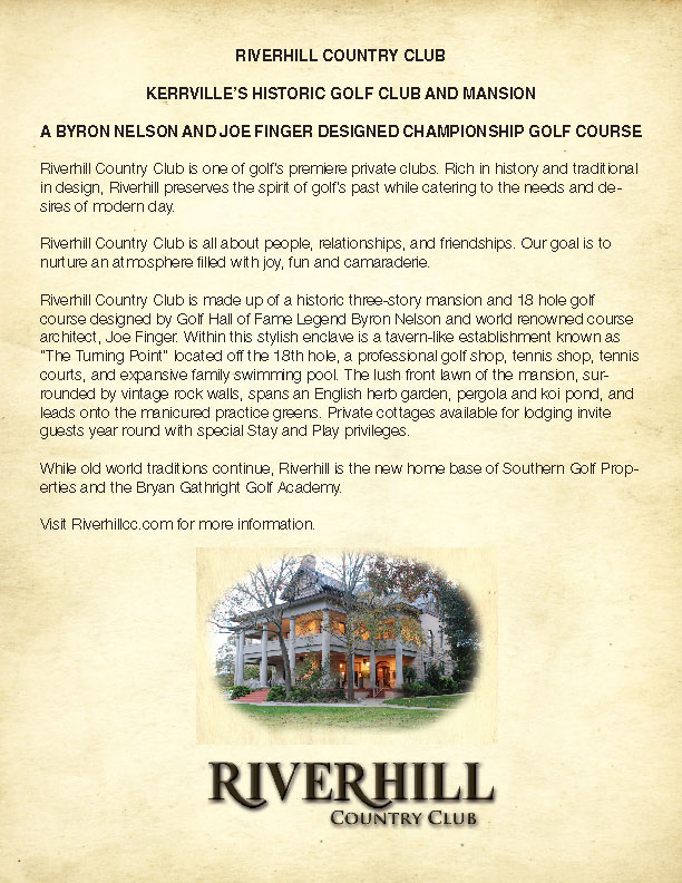 Riverhill Country Club
